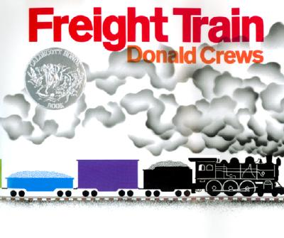 Click for more detail about Freight Train by Donald Crews