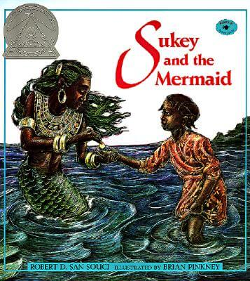 Click for more detail about Sukey and the Mermaid by Robert D. San Souci