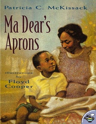 Book Cover Ma Dear's Aprons by Patricia C. Mckissack