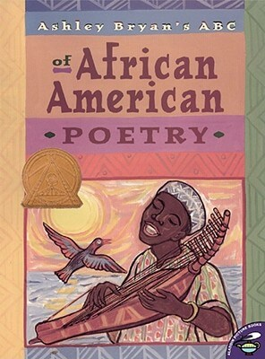 Click for a larger image of Ashley Bryan's ABC of African American Poetry