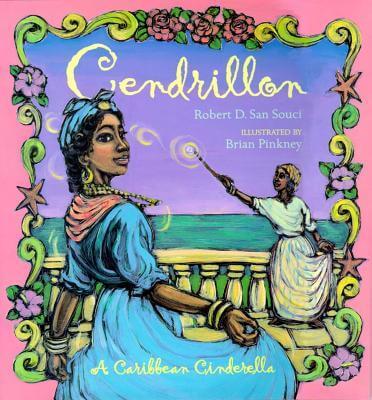 Book Cover Cendrillon : A Caribbean Cinderella by Robert D. San Souci