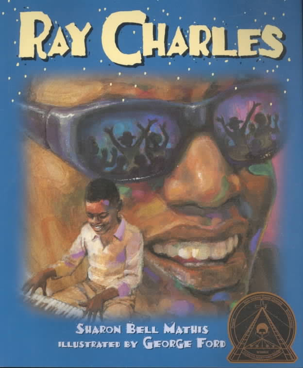 Click for more detail about Ray Charles by Sharon Bell Mathis