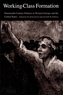 Book Cover Working-Class Formation: Ninteenth-Century Patterns in Western Europe and the United States by Ira Katznelson