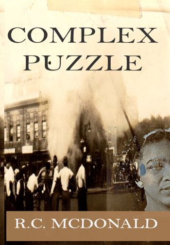 Click for more detail about Complex Puzzle: Why should growing up be so complexicated by R.C. McDonald
