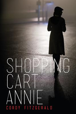 book cover Shopping Cart Annie by Cordy Fitzgerald