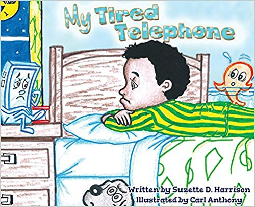 Click for more detail about My Tired Telephone (Techno!) by Suzette D. Harrison