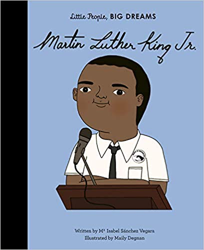 Click for more detail about Martin Luther King Jr. by Isabel Sãnchez Vegara