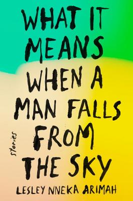 Click for a larger image of What It Means When a Man Falls from the Sky: Stories