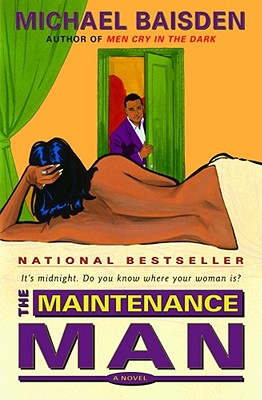 Click for a larger image of The Maintenance Man: A Novel