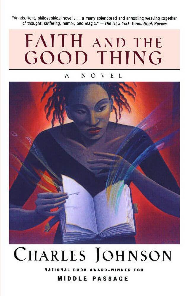 Book Cover Faith And The Good Thing by Charles Johnson