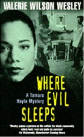 Photo of Go On Girl! Book Club Selection September 1996 – Selection Where Evil Sleeps (A Tamara Hayle Mystery) by Valerie Wilson Wesley