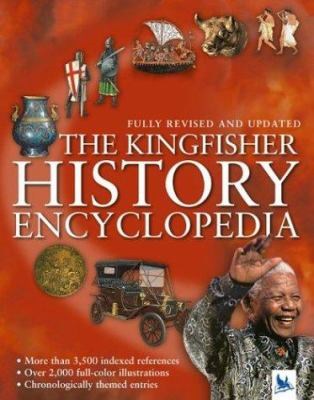 Click for more detail about The Kingfisher History Encyclopedia (Kingfisher Encyclopedias) by Editors of Kingfisher