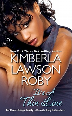 Click for more detail about It's A Thin Line by Kimberla Lawson Roby