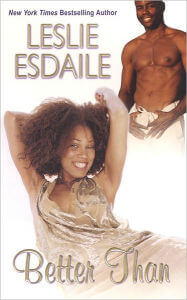 Book Cover Better Than (Dafina Contemporary Romance) by Leslie Esdaile Banks