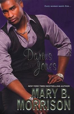 Book Cover Darius Jones by Mary B. Morrison