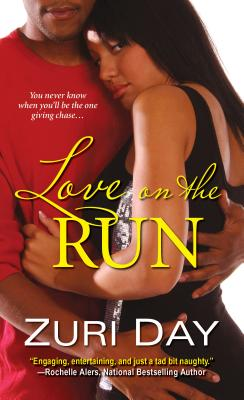 Book Cover Love On The Run (Morgan Man Novels) by Zuri Day