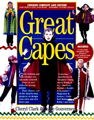 Click for more detail about Great Capes by Cheryl Clarke