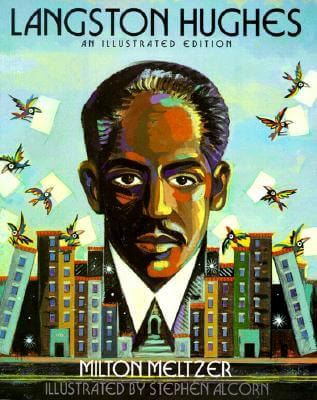 Click for more detail about Langston Hughes by Milton Meltzer