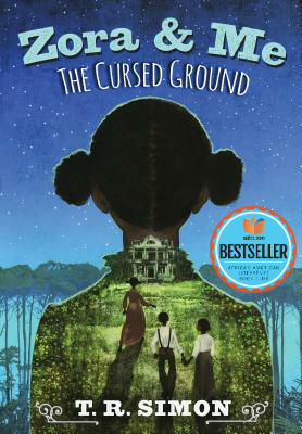 Click for more detail about Zora and Me: The Cursed Ground by T.R. Simon