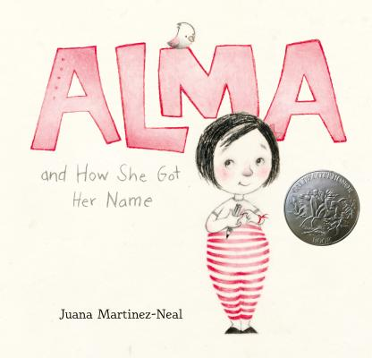 Click for more detail about Alma and How She Got Her Name by Juana Martinez-Neal