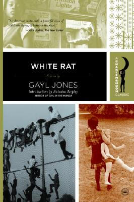 Book Cover White Rat: Stories by Gayl Jones