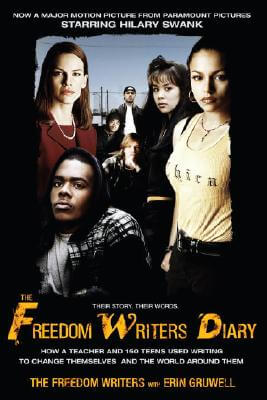 Click for a larger image of The Freedom Writers Diary: How a Teacher and 150 Teens Used Writing to Change Themselves and the World Around Them