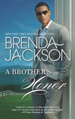 Click for more detail about A Brother's Honor (The Grangers) by Brenda Jackson