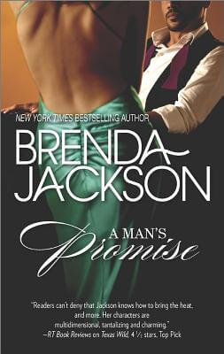 Click for more detail about A Man's Promise (The Grangers) by Brenda Jackson