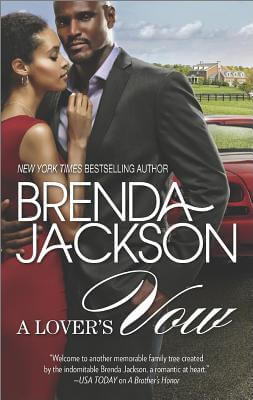 Click for more detail about A Lover's Vow (The Grangers) by Brenda Jackson