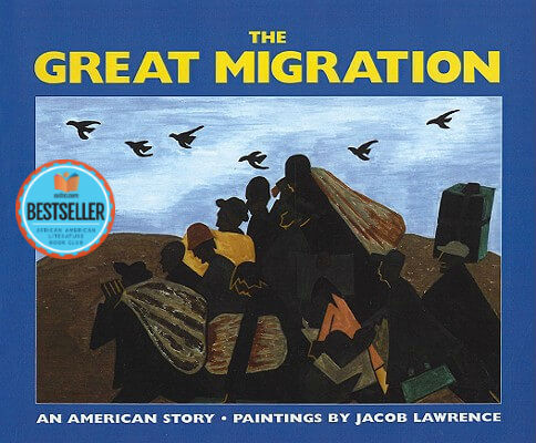 Click for more detail about The Great Migration: An American Story by Jacob Lawrence