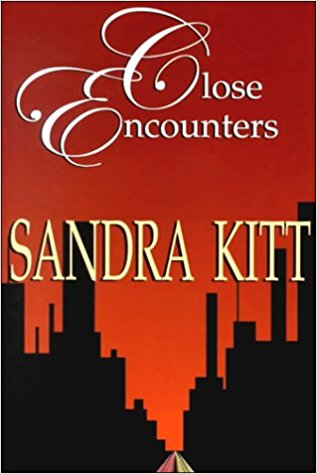 Book Cover Close Encounters by Sandra Kitt