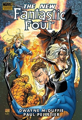 Click for more detail about The New Fantastic Four by Dwayne McDuffie