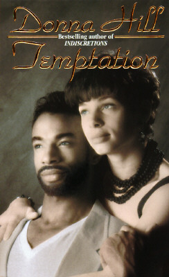 Book Cover Temptation by Donna Hill