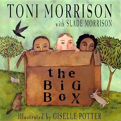 Click for more detail about The Big Box by Toni Morrison