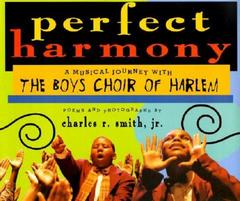 Click for more detail about Perfect Harmony: A Musical Journey with the Boys Choir of Harlem by Charles R. Smith Jr.