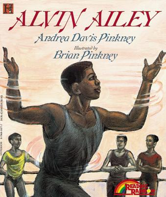Click for more detail about Alvin Ailey by Andrea Davis Pinkney