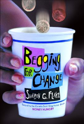 Book Cover Begging For Change by Sharon G. Flake