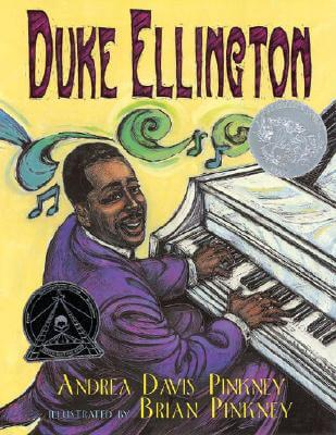 Click for more detail about Duke Ellington: The Piano Prince and His Orchestra by Andrea Davis Pinkney