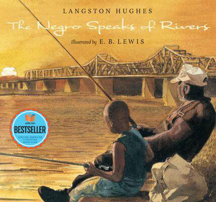 Book Cover The Negro Speaks Of Rivers by Langston Hughes