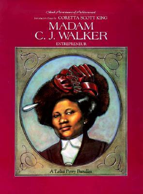 Book Cover Madam C.J. Walker (Black Americans of Achievement) by A'Lelia Bundles