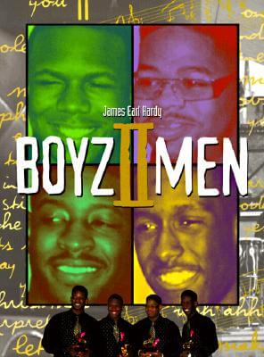 Book Cover Boyz II Men (African-American Achievers) by James Earl Hardy