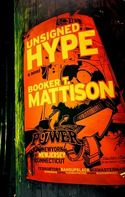 Click for a larger image of Unsigned Hype: A Novel