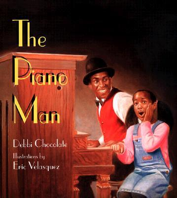 Click for more detail about The Piano Man by Debbie Chocolate