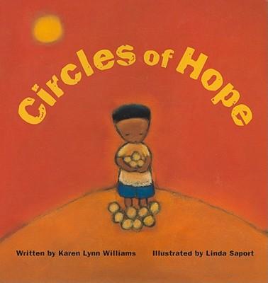 Book Cover Circles of Hope by Karen Lynn Williams