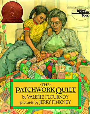 Click for more detail about The Patchwork Quilt by Valerie Flournoy