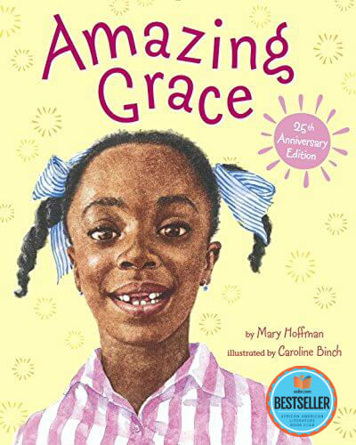 Click for more detail about Amazing Grace by Mary Hoffman
