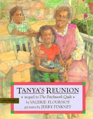 Click for more detail about Tanya's Reunion: Sequel to the Patchwork Quilt by Valerie Flournoy