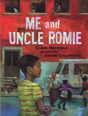 Click for more detail about Me and Uncle Romie: A Story Inspired by the Life and Art of Romare Beardon by Claire Hartfield