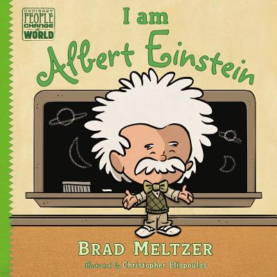Click for more detail about I Am Albert Einstein by Brad Meltzer