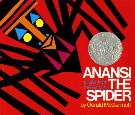 Click for more detail about Anansi the Spider: A Tale from the Ashanti by Gerald McDermott